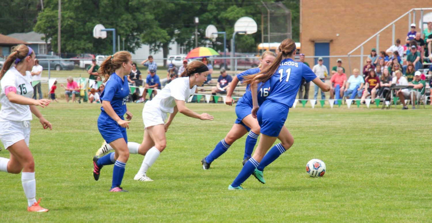 Conroy's goal gives Muskegon Catholic a 1-0 win and a Division 4 district soccer title
