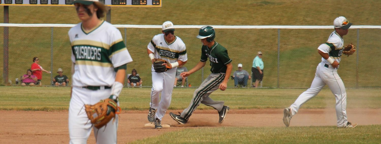 Muskegon Catholic baseball team falls to Portland St. Patrick in state quarterfinals