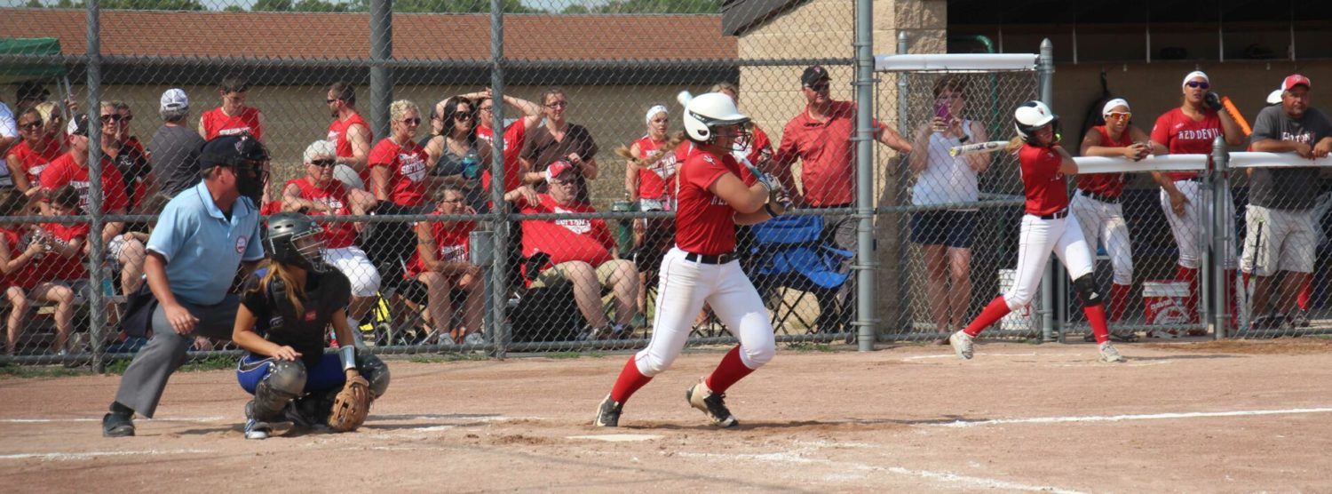 Holton softball team shut down by Coleman 5-0 in Division 4 state quarterfinals