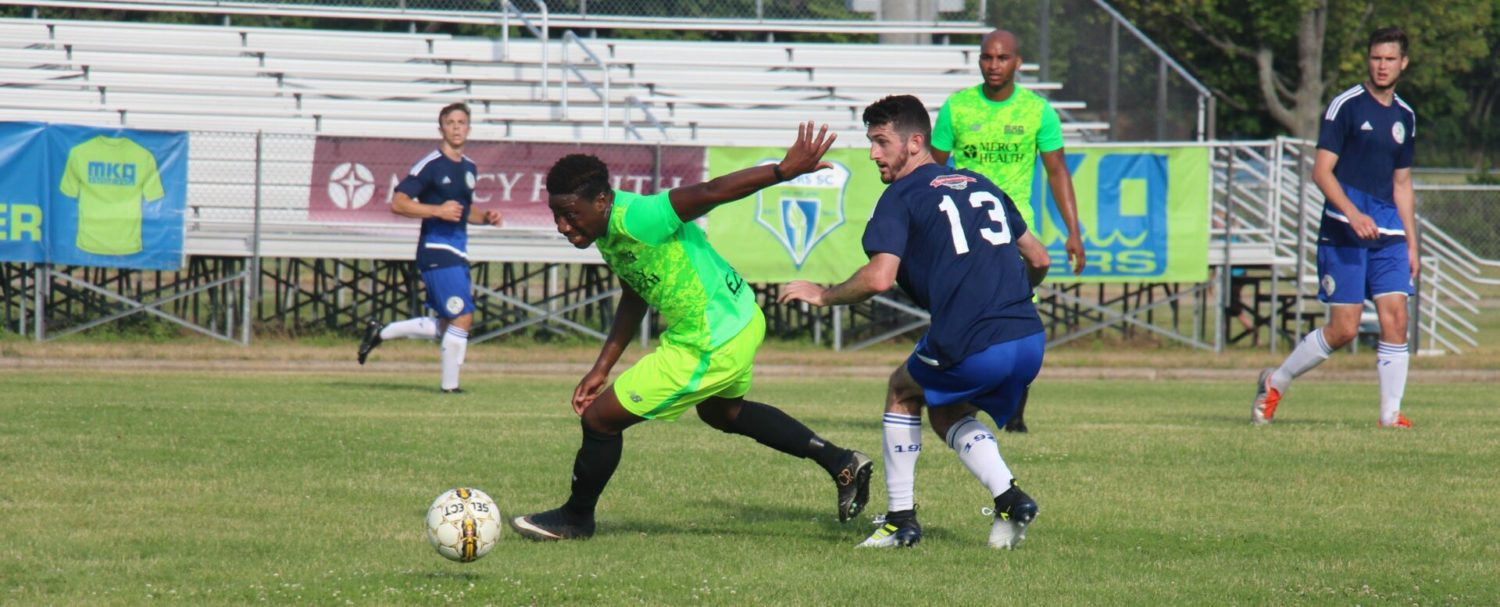Risers wake up in the second half, beat Fort Wayne 3-2 in their second home game