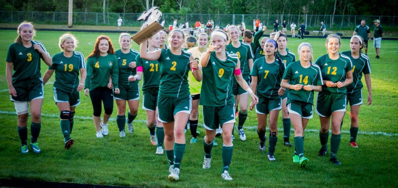 Muskegon Catholic girls beat Elk Rapids in OT, headed to Division 4 soccer semifinals