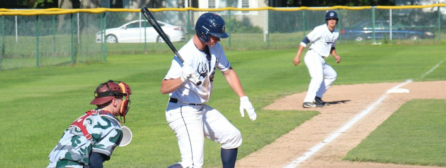 Muskegon Clippers rally in Game 2, split doubleheader with Irish Hills