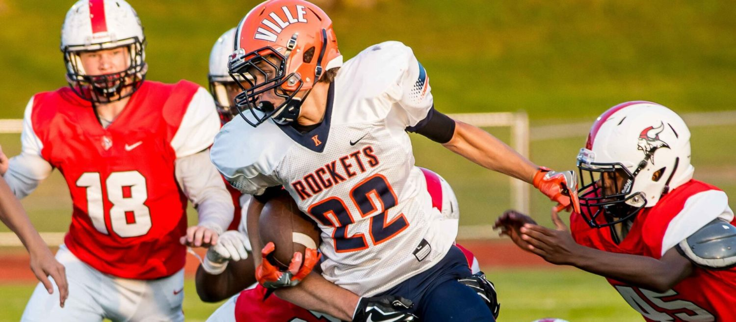 Whitehall loses a Week 1 football thriller to Kelloggsville, 26-23