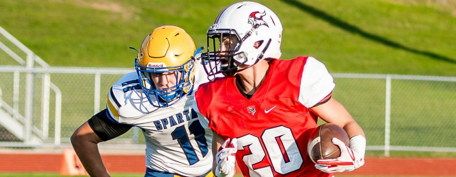 Whitehall football team bounces back with huge win over Mason County Central
