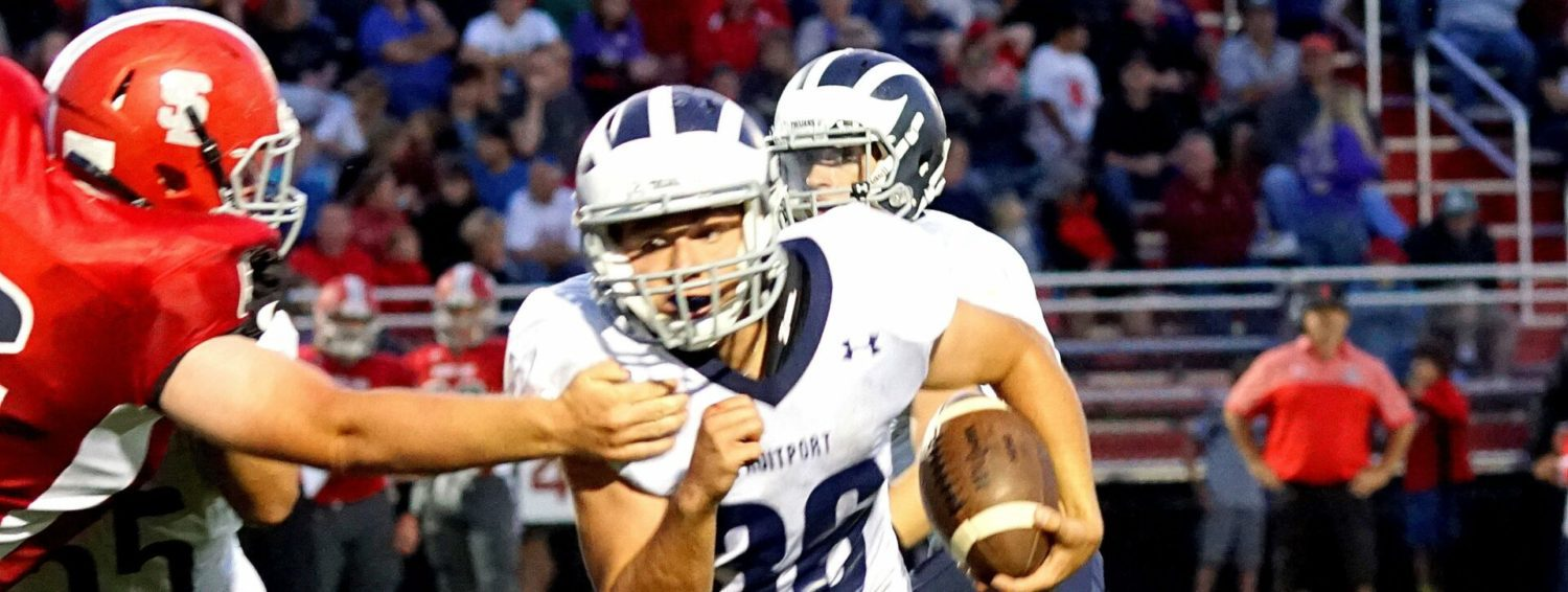 Fruitport extends its winning streak over rival Spring Lake with a 21-0 victory