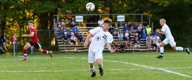 Freshman Hayden Yaros scores twice, Mona Shores downs Spring Lake in soccer