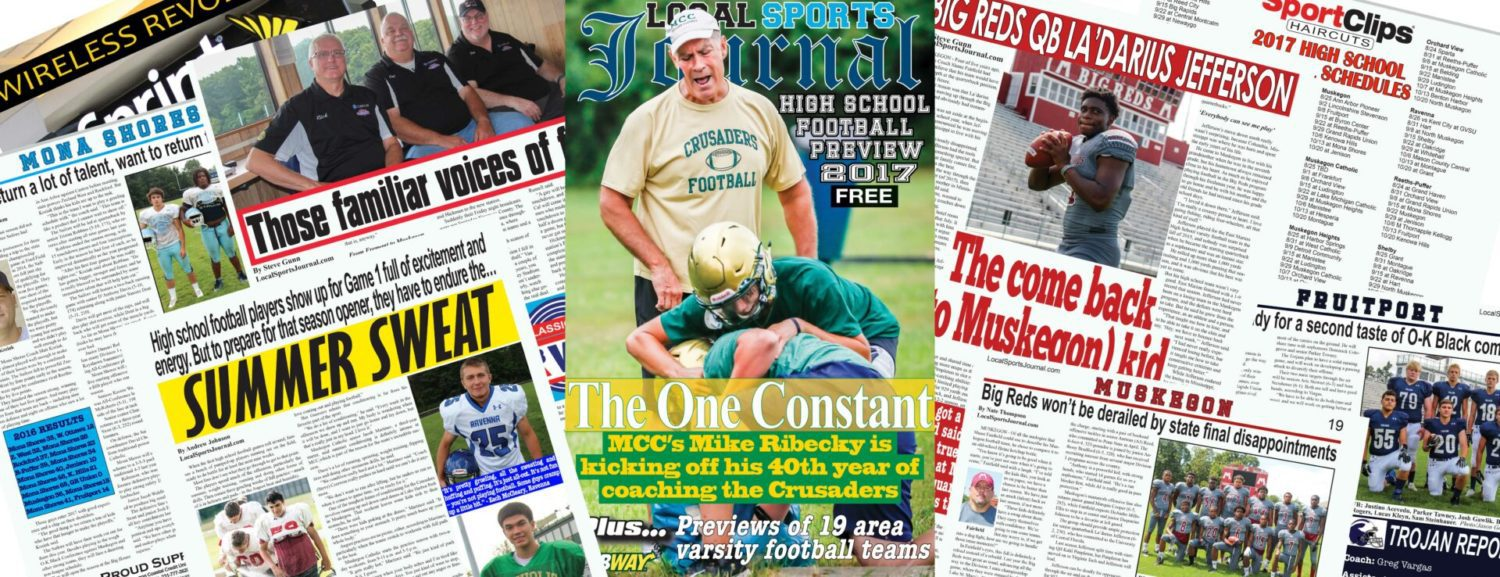 Grab your free copy of LSJ's full-color high school football preview section today!