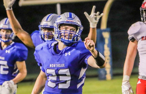 Montague Opens Football Season With A 48 14 Drubbing Of Reed City