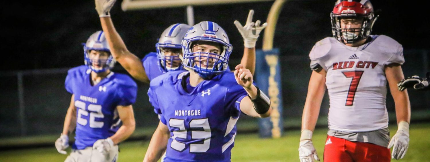 Montague opens football season with a 48-14 drubbing of Reed City