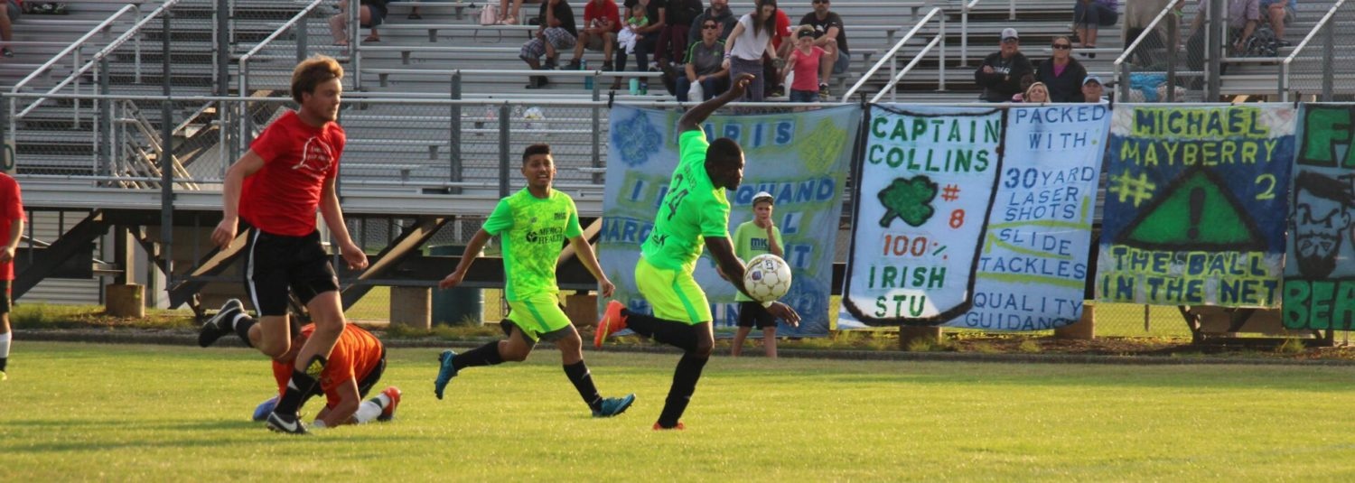 Muskegon Risers get goals from eight different players, pound Cincinnati Swerve 9-0