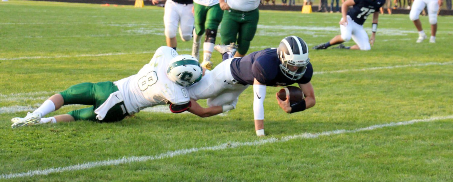 Fruitport opens the football season with a 35-12 loss to Coopersville