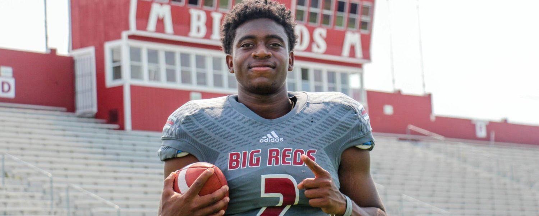 Big Reds quarterback La'darius Jefferson: The Come Back (to Muskegon) Kid