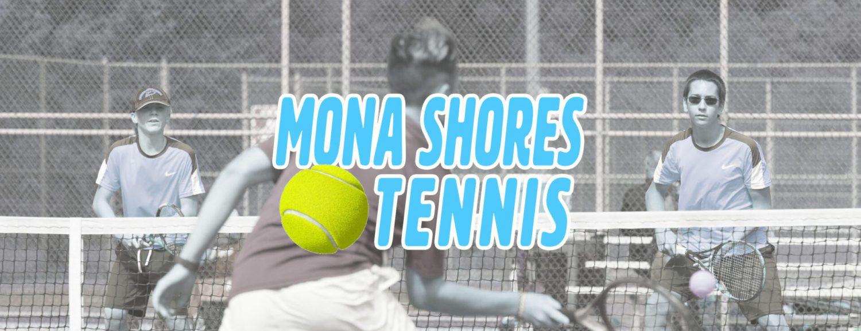 Mona Shores boys tennis team takes third at Grand Haven quad