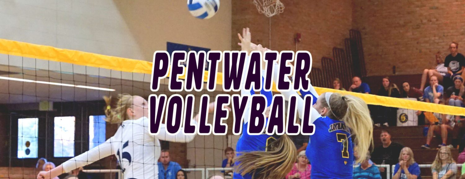 Pentwater volleyball team opens up conference play with dominating victory