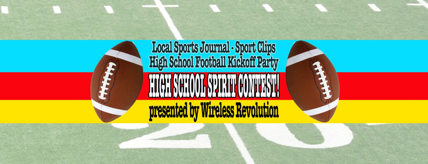 Win a pizza party for your favorite high school football team at LSJ's Kickoff Party