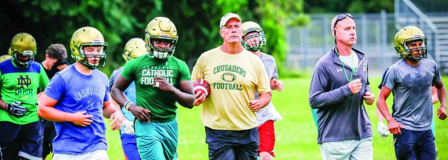 The One Constant: MCC's Mike Ribecky starting 40th season on the sidelines