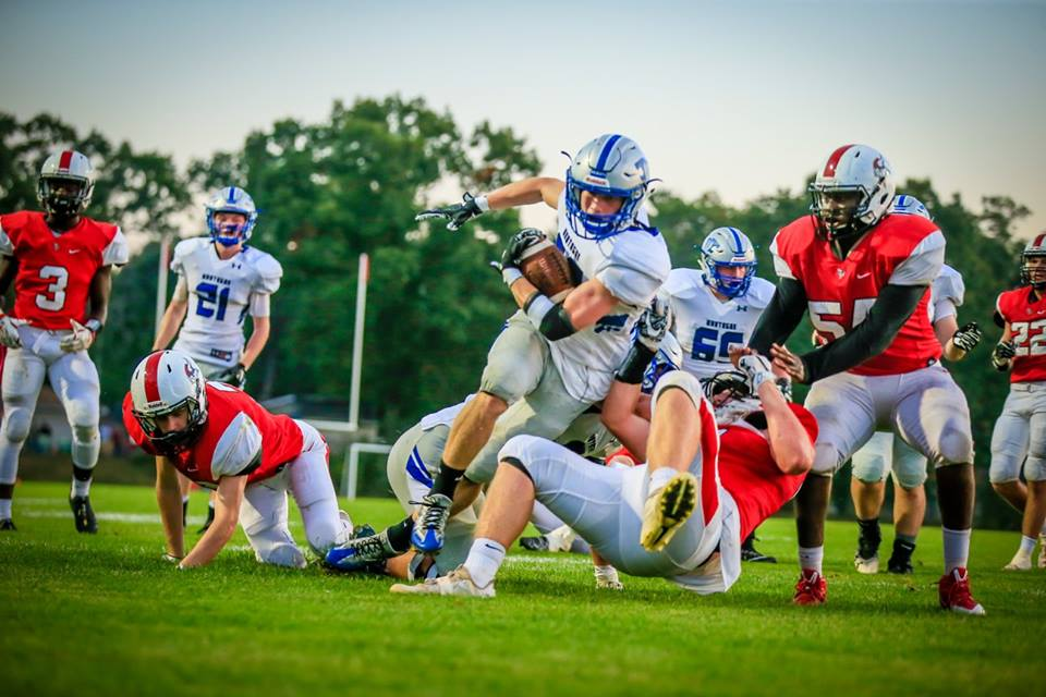 Montague football team withstands a furious Whitehall comeback, wins a classic 46-44
