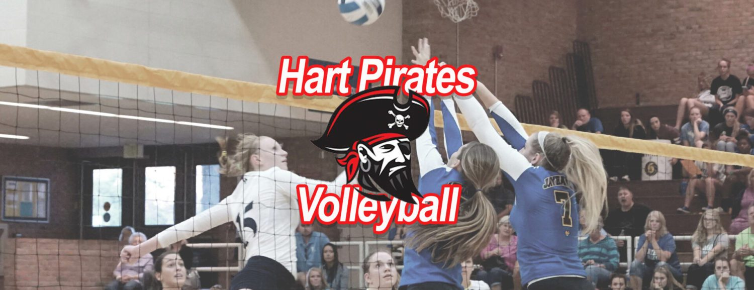 Alyx Beachum helps Hart volleyball team pick up non-conference victory on Thursday