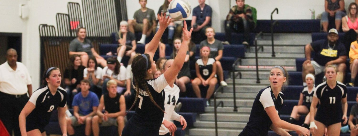 Fruitport volleyball team fights hard to the end, but absorbs a tough loss to Jenison