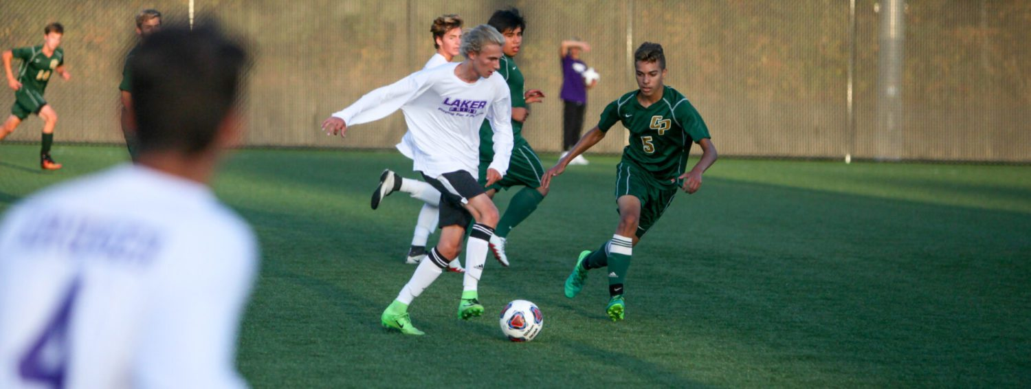 Suddenly hot Spring Lake soccer team blasts Comstock Park for fourth straight win