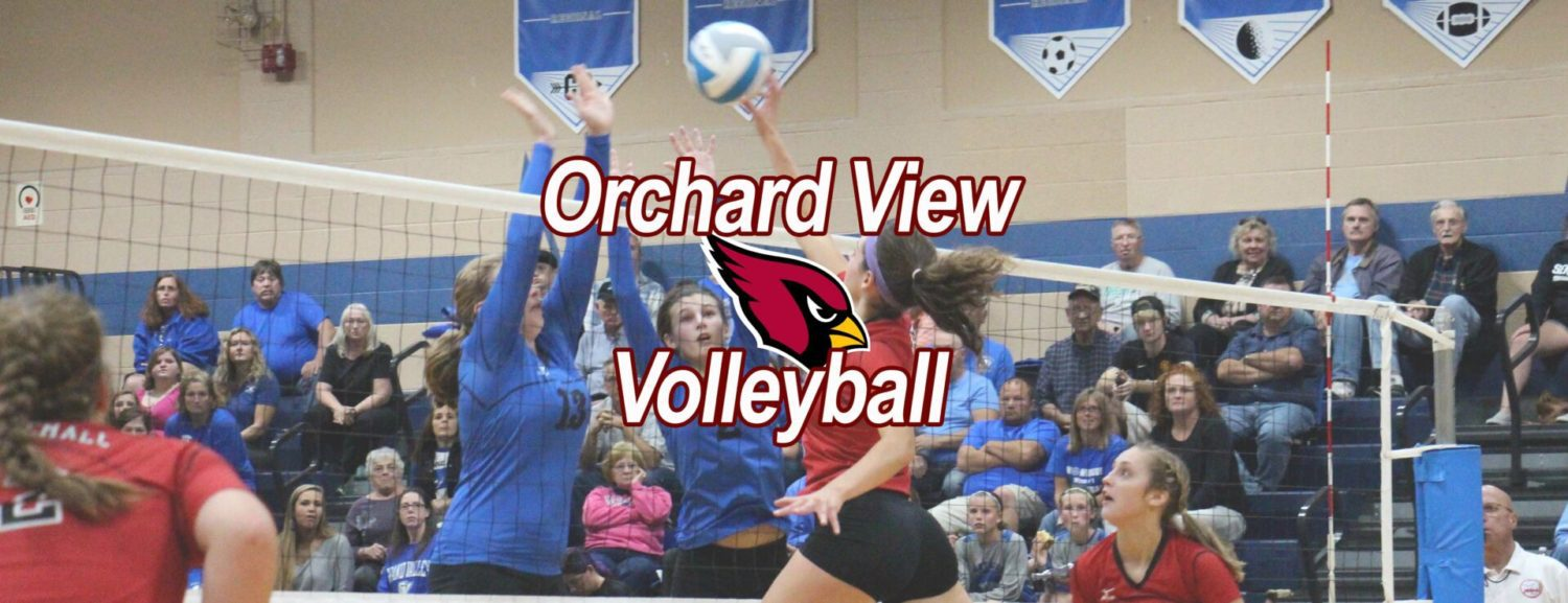 Orchard View volleyball squad defeats Muskegon in a non-league match
