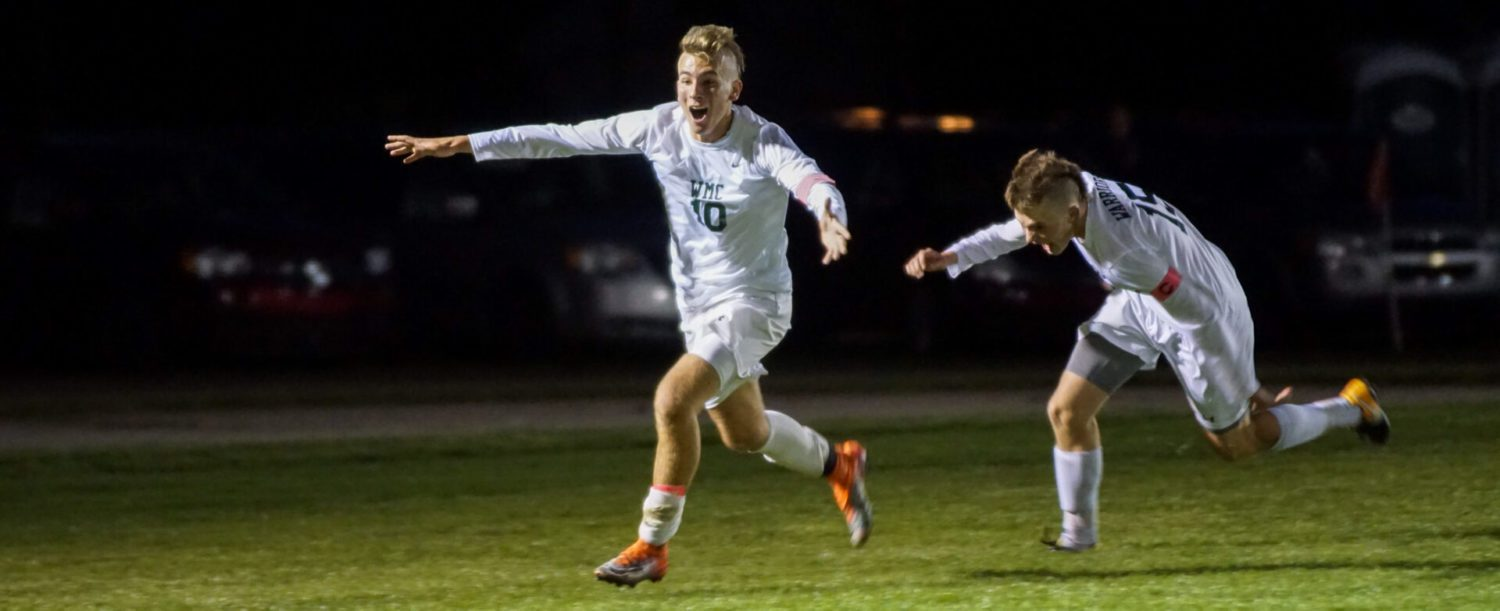 WM Christian soccer team downs Norse 3-0, sets up title showdown with NorthPointe Christian