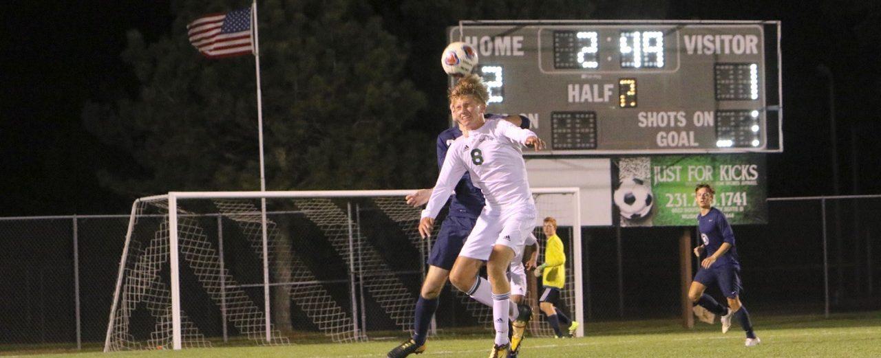 Zac Brosco scores game-winner, Reeths-Puffer knocks off Mona Shores in soccer