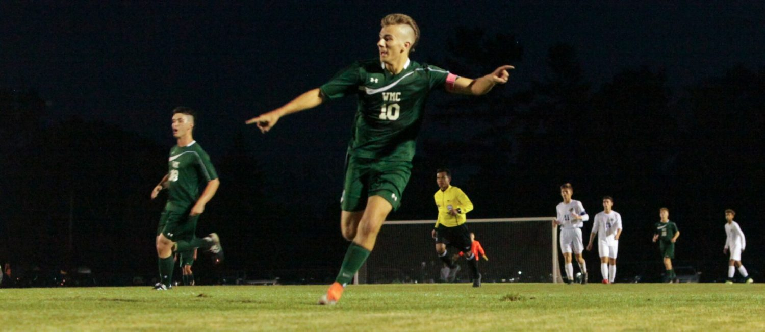 WMC soccer team beats No. 1 ranked NorthPointe Christian, wins D4 district title