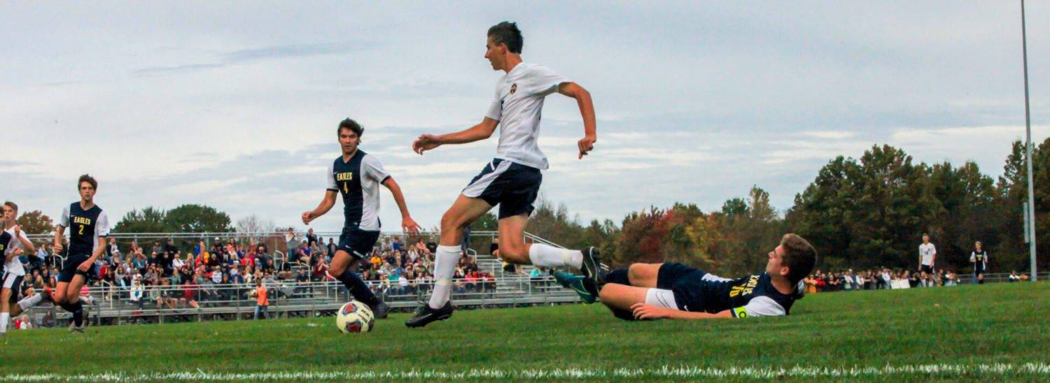 Grand Haven downs Hudsonville to claim sixth district soccer title in last seven years