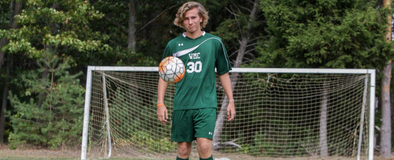 WMC scoring ace Evan Fles, teammates entering state tournament with high hopes