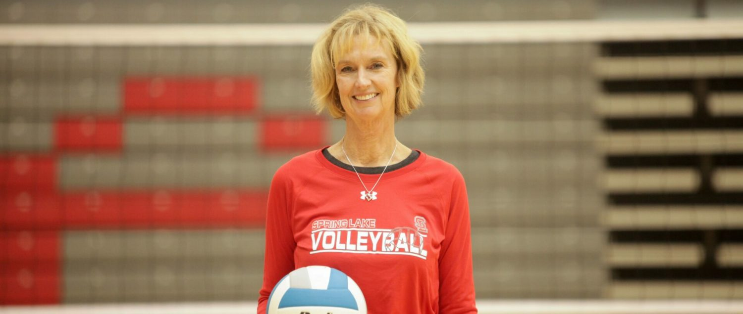 Spring Lake Coach Sarah Bulthuis having a great season in her return from retirement
