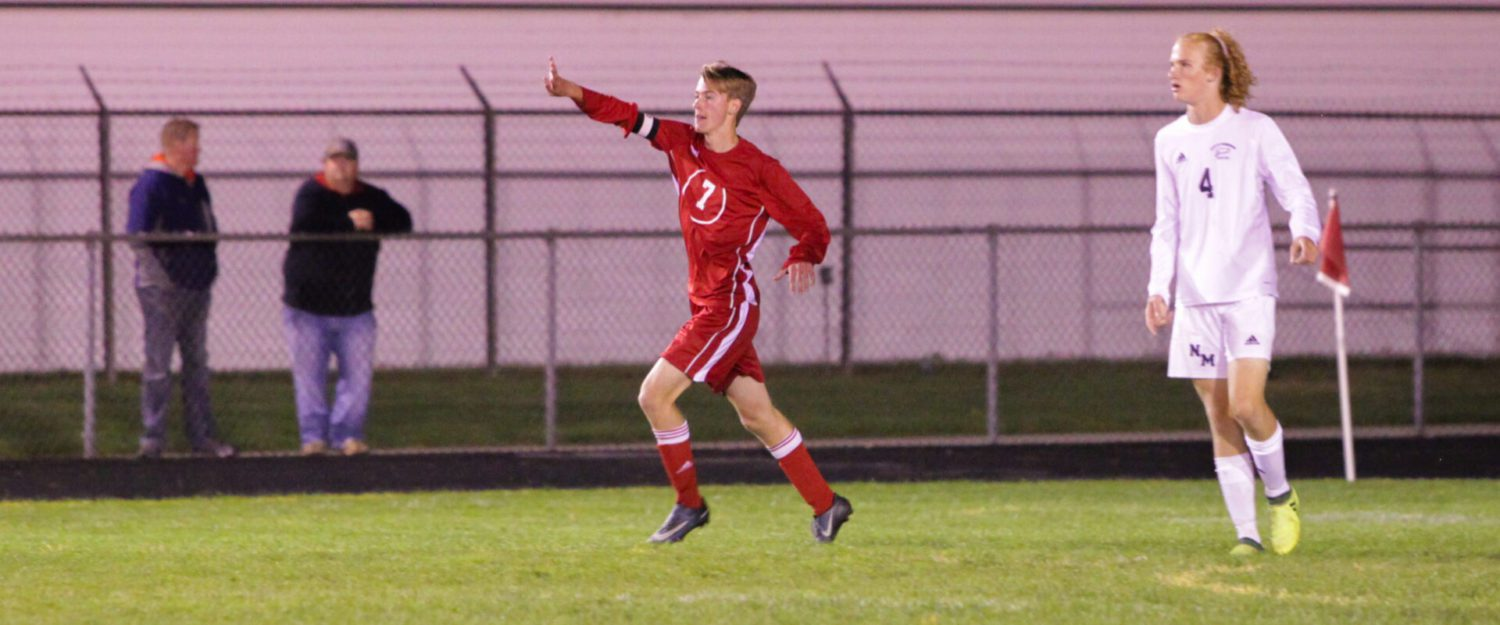 Whitehall beats Norse 4-0, regains a share of West Michigan Conference soccer title