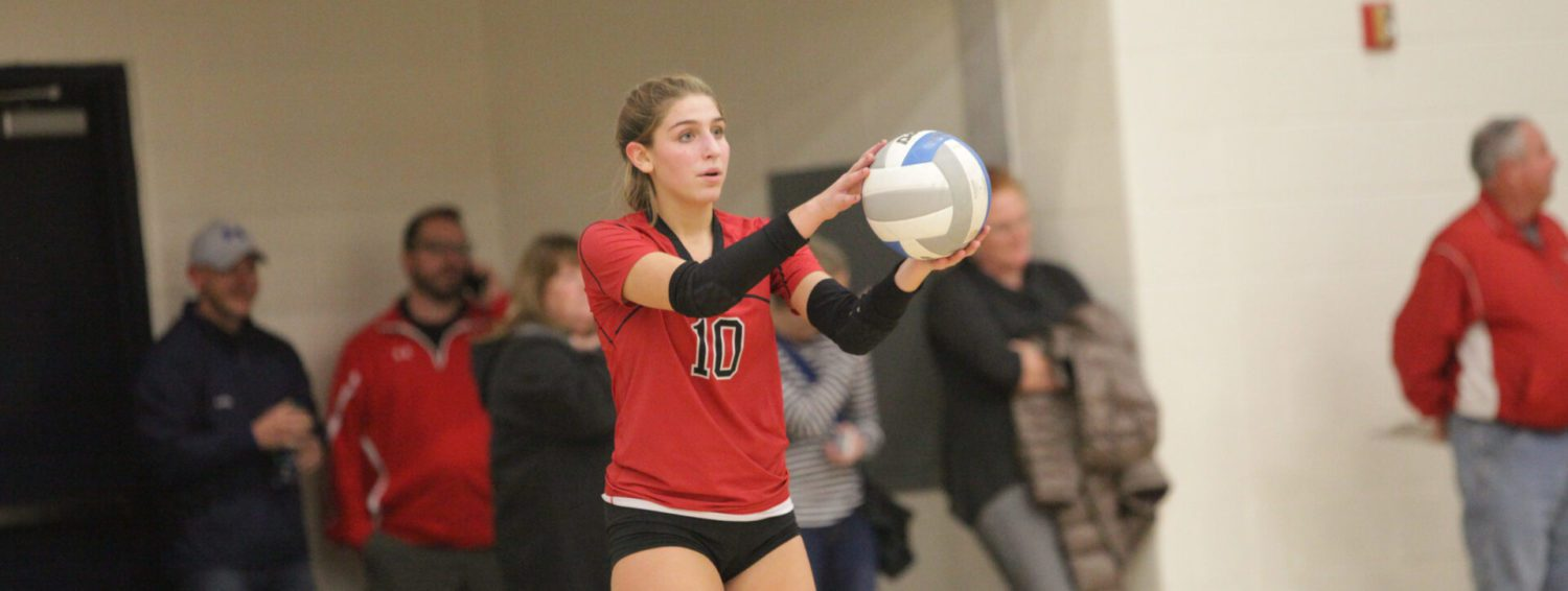 Whitehall rallies, outlasts rival Montague in Class B district volleyball quarterfinal