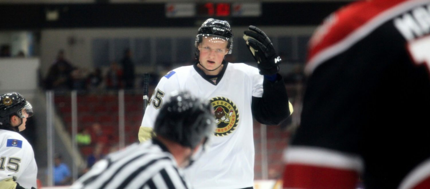 Lumberjacks continue offensive woes with a 3-2 loss to Chicago in home opener