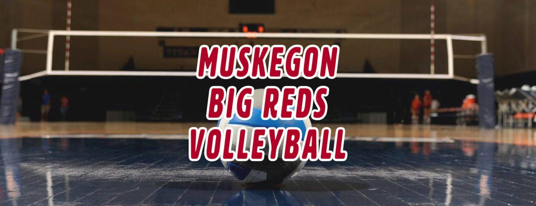 Muskegon volleyball team earns first win of season, cruises past Benton Harbor