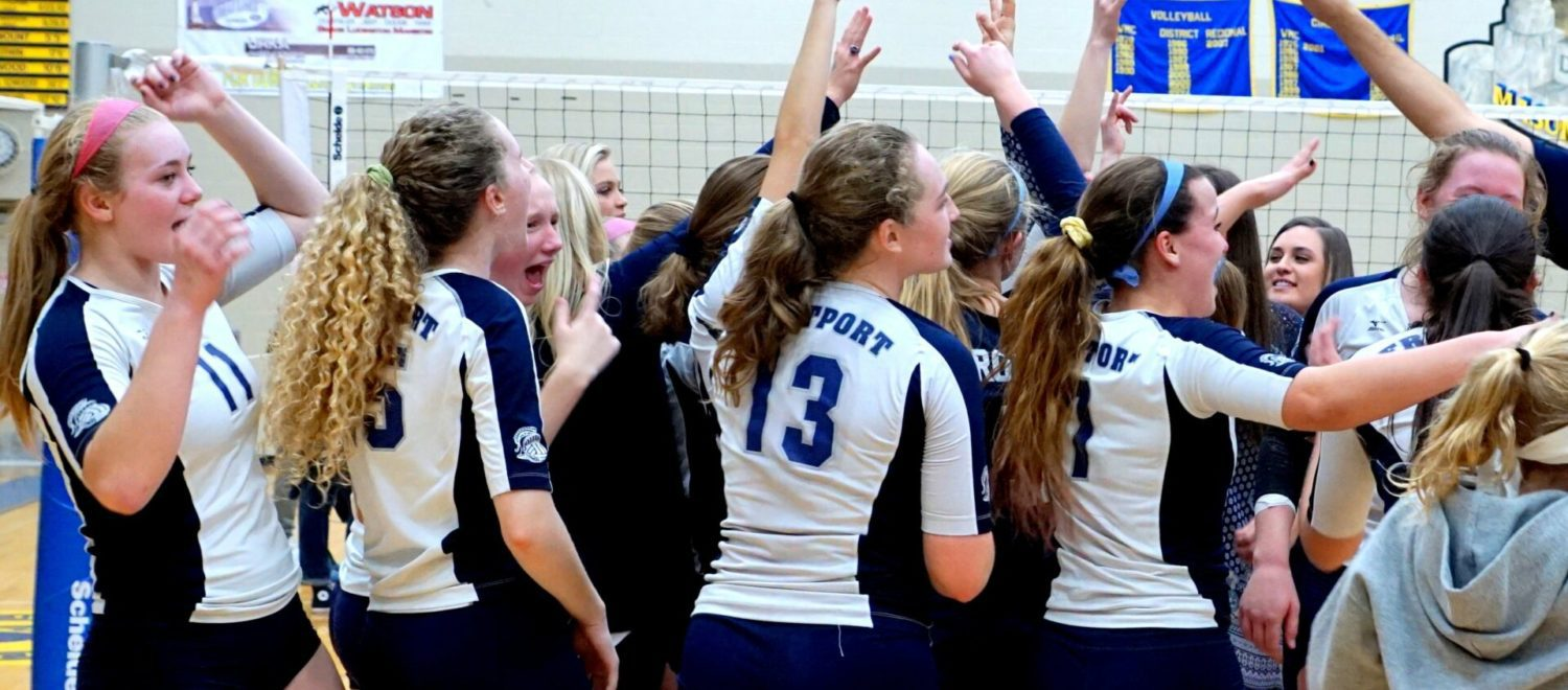 Young Fruitport volleyball squad ready to face state's top-ranked team in semifinals