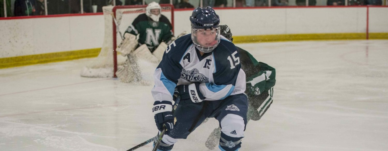 Mona Shores hockey team opens season with a 5-0 loss to visiting Novi