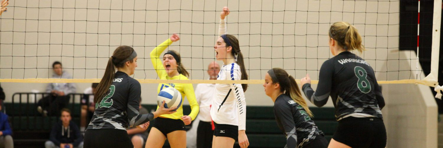 Ravenna volleyball team gets past WMC, heads to Friday's district title match