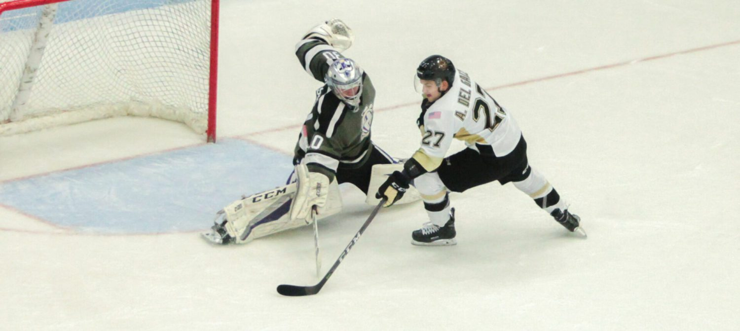 Lumberjacks lose late lead, then fall 3-2 to Tri City in an overtime shootout