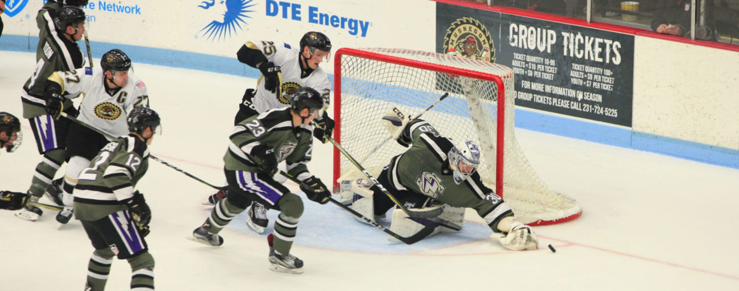 Jacks fail to hold a lead for second straight night, fall 4-2 to Tri-City Storm