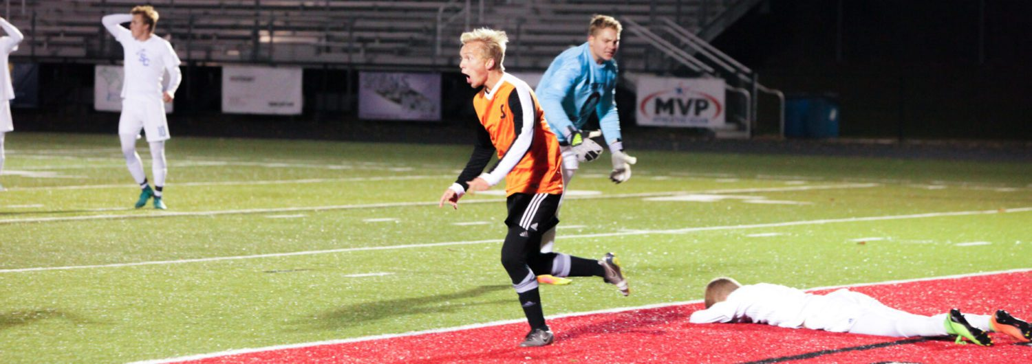 Ludington soccer team stuns South Christian 2-1 in Division 3 state semifinals