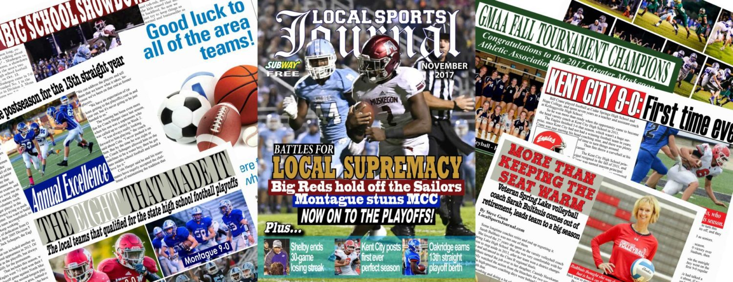 Prep football highlights: Click here for an online version of the November LSJ magazine