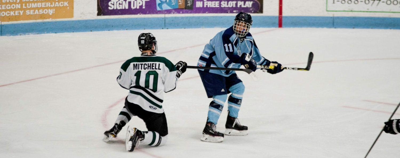Reeths-Puffer, Mona Shores settle for a 4-4 deadlock in local hockey showdown