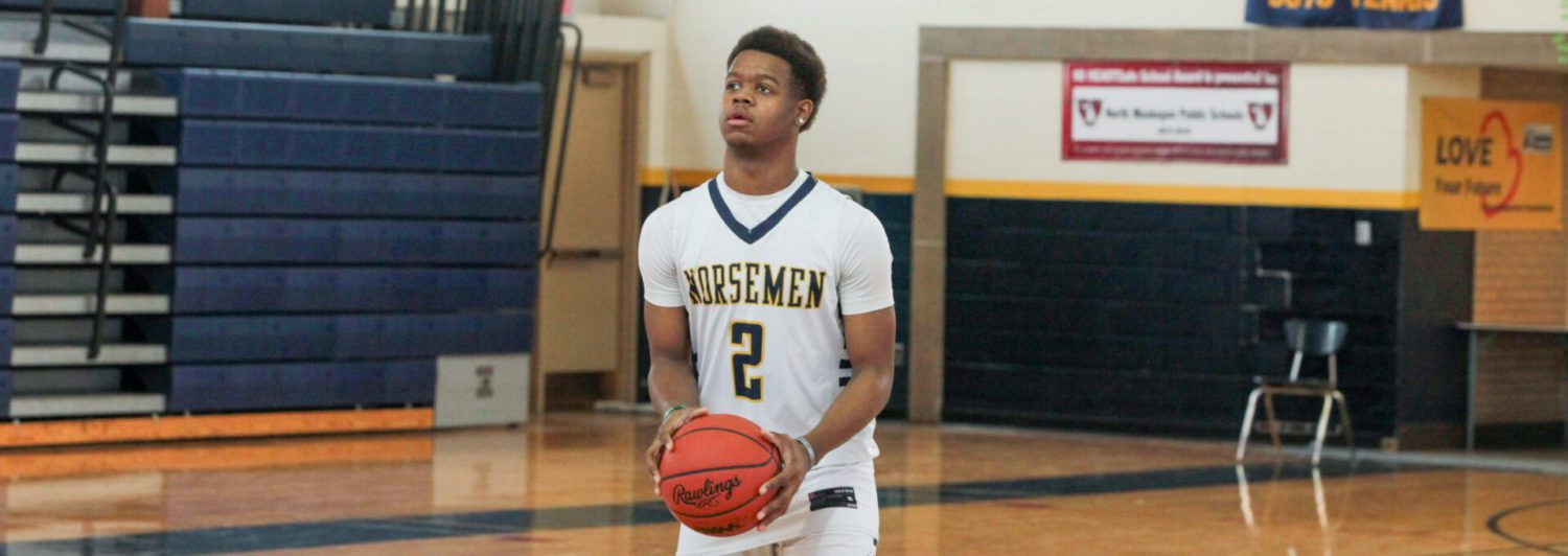 After overcoming wrist injury, TJ McKenzie is scoring and leading the Norse to wins