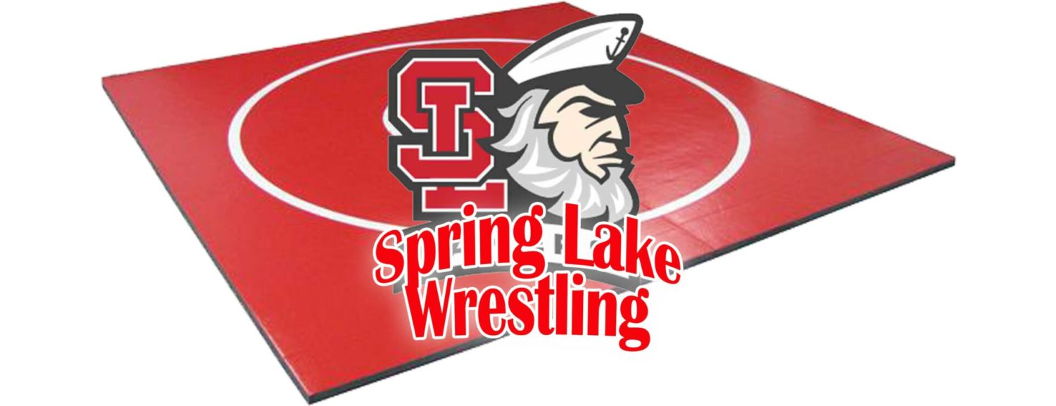 Spring Lake wrestling team earns a split after falling in first match Wednesday