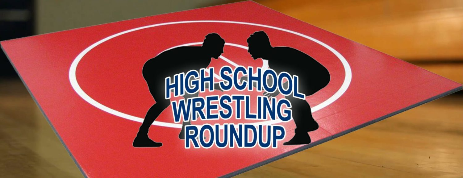 Numerous area teams have strong Wednesday night on the wrestling mat