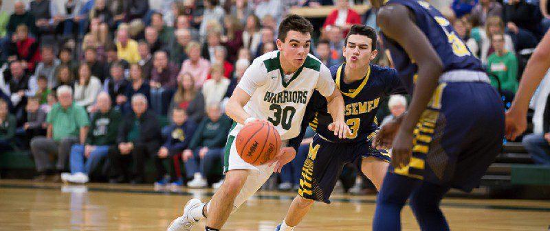 WMC boys basketball team silences North Muskegon in non-league play