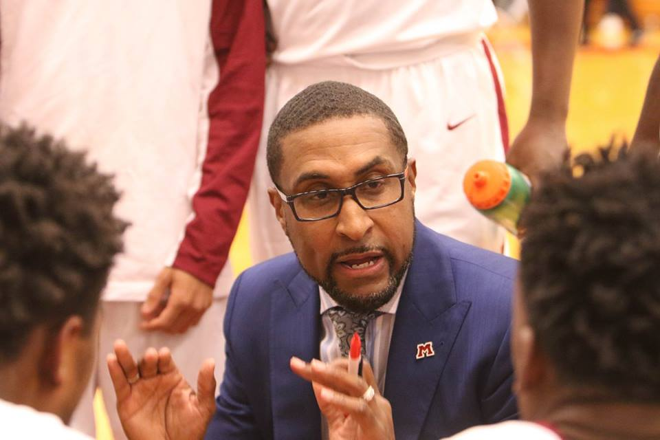 (PODCAST) Muskegon Coach Keith Guy talks Big Reds basketball