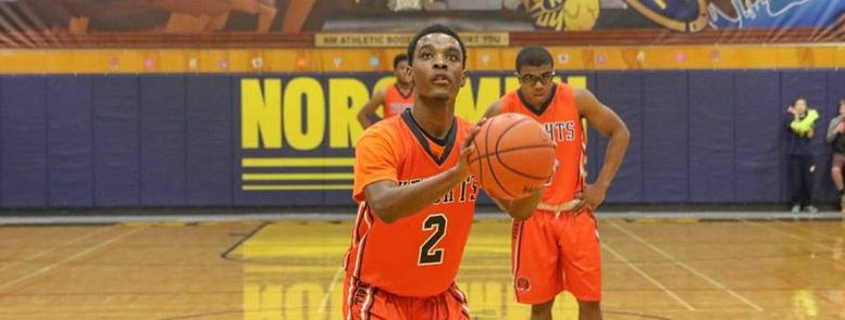 Muskegon Heights holds off last second Norse  effort for non-conference win