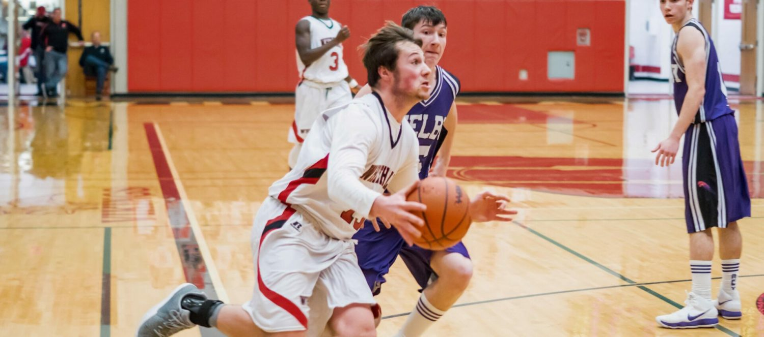 Whitehall boys basketball squad opens strong and finishes Shelby in WMC action